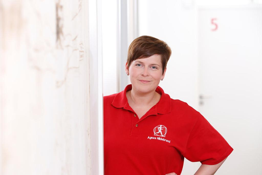 Orthopädie Velbert - Dr. Kindhäuser & Dr. Laserich - Team - Agnes