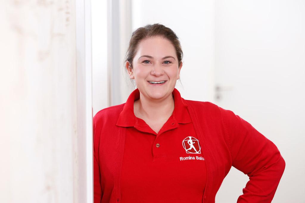 Orthopädie Velbert - Dr. Kindhäuser & Dr. Laserich - Team - Romina