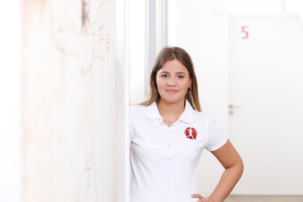 Orthopädie Velbert - Dr. Kindhäuser & Dr. Laserich - Team - Luisa