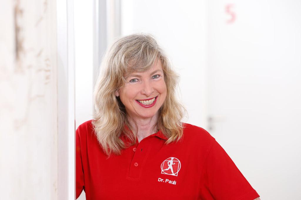 Orthopädie Velbert - Dr. Kindhäuser & Dr. Laserich - Team - Sylvia Pauli