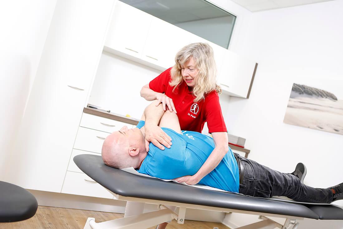 Orthopädie Velbert - Dr. Kindhäuser & Dr. Laserich - alternative Therapie - Osteopathie