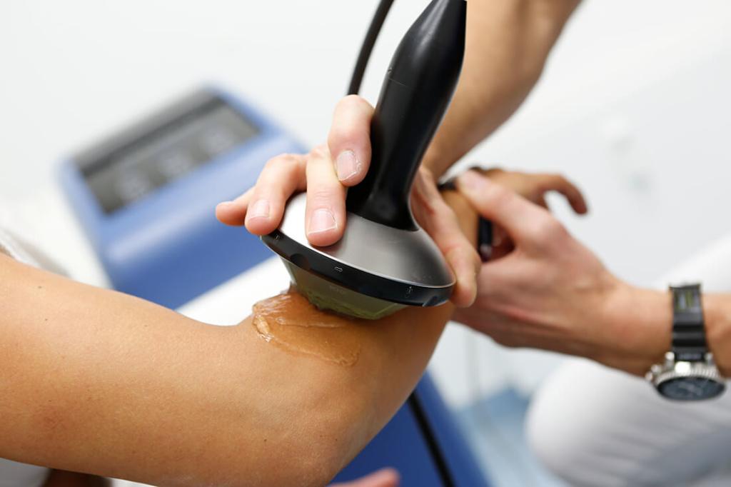 Orthopädie Velbert - Dr. Kindhäuser & Dr. Laserich - Leistungen - alternative Therapie