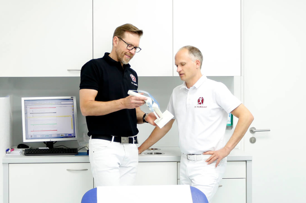 Orthopädie Velbert - Ihre Orthopäden Dr. Kindhäuser & Dr. Laserich -